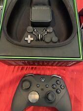 Microsoft Xbox One Elite Series 2 Wireless Controller Gamepad - Black