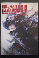 JAPAN Final Fantasy XIV: Heavensward The Art of Ishgard -The Scars of War- (book