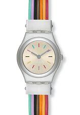 Swatch Irony Lady Filamento Multicolore YSS1006 Neu Selten