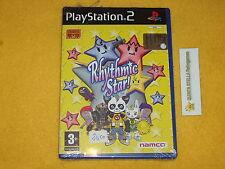 RHYTHMIC STAR ! PS2 SONY PLAYSTATION 2 PAL ITALIA NUOVO SIGILLATO x EYE TOY
