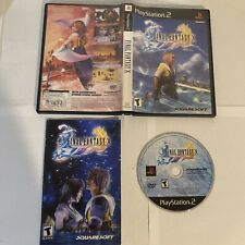 Final Fantasy X-2 PlayStation 2 Complete Authentic
