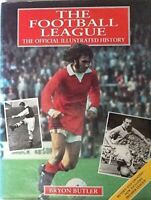 Very Good, The Football League - The Official Illustrated History, Butler, Byron