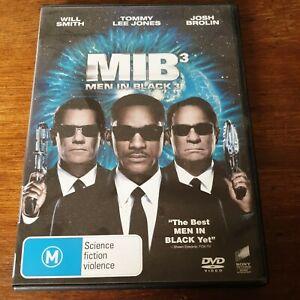Men in Black 3 DVD R4 Like New! FREE POST