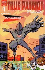 True Patriot Presents #1 Vol 1 Comic Book 2016 - Chapterhouse Comics