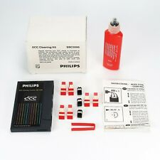 Philips SBC3500 Official DCC Deck Head Cleaning Kit - New & Unused [#1] SBC 3500