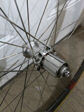 Zipp 303 Rear Wheel Tubular 9-10 Speed w/ Vittoria Corsa Evo SC 23mm Tire