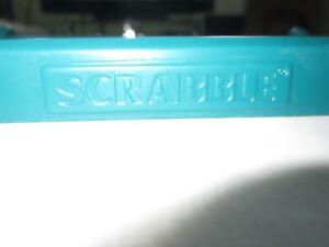 2 X Scrabble tile holders.