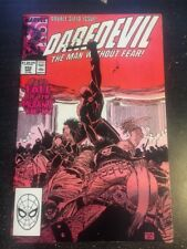 "Daredevil#252 Incredible Condition 9.0(1988)""Fall Of The Mutants""Romita.jr Art!!"