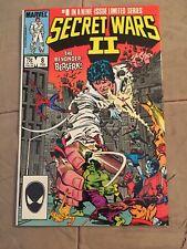 Secret Wars 2 #8 High Grade 1st Print [Marvel Comics, 1986]