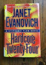 JANET EVANOVICH HARDCORE TWENTY-FOUR HARDCOVER