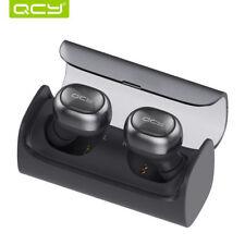Reino Unido Mini qcy verdadero inalámbrico en la oreja Auriculares intraurales Auriculares Estéreo Bluetooth
