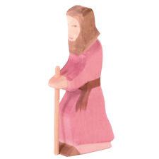 Nativity Figurine Josef II Wood Figure ostheimer 42112 Wood Figure Game Figure
