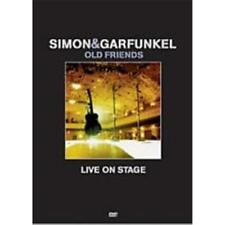 SIMON AND GARFUNKEL OLD FRIENDS LIVE ON STAGE DVD REGION 4 PAL NEW