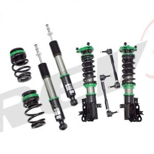 REV9 ADJUSTABLE HYPER-STREET II COILOVER 32 DAMPING LEVELS FIT CIVIC 2012-2015