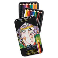 Prismacolor Premier Colored Woodcase Pencils 24 Assorted Colors/Set 3597THT