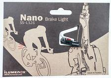iLumenox Nano SS-L326 Rear Road Bike Caliper Cantilever V-Brake Brake Light NEW