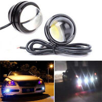 Waterproof Eagle Eye Lamp Daylight LED DRL Fog Daytime Running Car Light G.