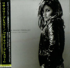 Lisa Marie Presley To Whom It May Concern Japanese CD album (CDLP) promo