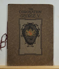 The Coronation of George V 1911 Canadian Pacific Railway Steamship Line + Cunard