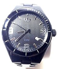 Adidas Men's ADH2507 Nylon Cambridge 3-Hand Analog Black Watch
