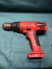 Milwaukee 0627-9C1 18 volts Heavy-Duty  1/2 Inch Hammer Drill. Bare tool only