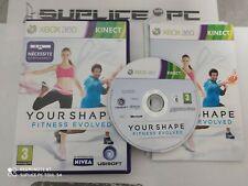 YOUR SHAPE FITNESS EVOLVED - XBOX 360 - JEU FR - SUPLICE TOUL 54