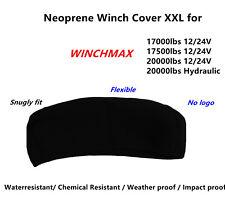 COVER in neoprene per Verricello Winchmax 17000 17500 20000 LB (ca. 9071.85 kg) Heavy Duty snuglyfit XXL