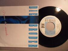 "Die Brüder/I care too much Austropop 1988 Vinyl Single/7"""