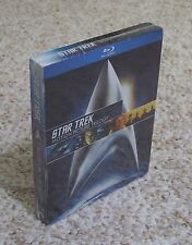 NEW Star Trek Motion Picture Trilogy (Blu-ray, 2009) The Movies 2 3 4 Sealed Set
