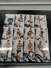 2016 AFL SELECT CERTIFIED TEAM SET OF 12 CARDS GEELONG