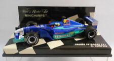 Coches de Fórmula 1 de automodelismo y aeromodelismo sauber de escala 1:18