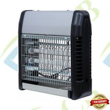 More details for high powered insect killer - eliminates pests 12watt fly flies flying insects