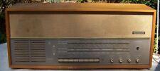 Grundig 1963 Vintage Stereo Shortwave Radio West Germany