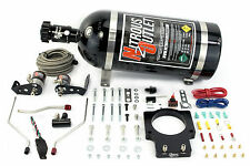 Nitrous Outlet GM 98-02 F-body 92mm FAST Intake Plate System (10lb Bottle)