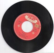 """Alice Babs – Chocolata / Der Schwedische Drehorgelmann *7"""" Vinyl Single"""