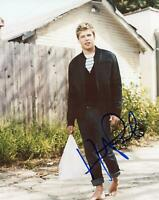 """Hunter Parrish """"Weeds"""" AUTOGRAPH Signed 'Silas Botwin' 8x10 Photo ACOA"""
