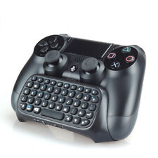 Wireless ChatPad for PS4 Online Gaming Bluetooth Keypad Controller Pad Slim Pro