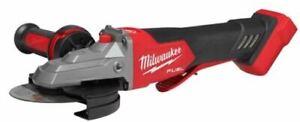 Milwaukee 18V Akku-Flachkopf-Winkelschleifer,Trennschleifer* M18 FSAGF125XPDB-0X
