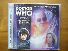 Doctor Who The Pursuit of History, 2016 Big Finish audio book CD