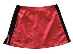 Bolle' Sport Skirt Size 12 Tennis Golf Athletic Pink Black