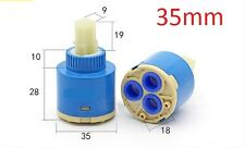 35mm Universal Faucet Ceramic cartridge fits Glacier Bay Moen Kitchen & Lavatory
