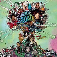 Steven Price - Suicide Squad (Original Motion Picture Score) [CD]