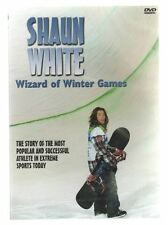 Shaun White - Wizard Of The Winter Games (DVD, 2010) Snowboarding R4 New D100