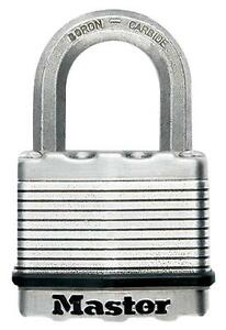 PADLOCK 50MM HIGH Security EXCELL Security Locks - padlock 50MM high