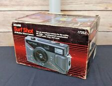 Camera 35mm Sears Surf Shot  All Weather Model 37352 Complete In Box