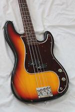 1970's Univox Precisely Bass Sunburst Precision Bass Copy Made in Japan Sunburst