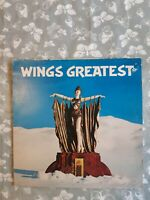 Wings  - Greatest  MPL Communications PCTC 256 1978  EXCELLENT VINYL CONDITION