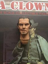 "BBK Cowboy JONAH HEX Josh BROLIN 12"" Head Sculpt loose échelle 1/6th"