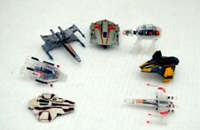 STAR WARS Action Fleet Micro Machines Collection GALOOB - 1990s CLASSIC SHIPS