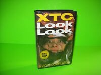 XTC Look Look VHS Video Tape PAL System 1982 Promo Videos Collection New Wave